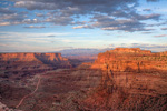 Sunset on Canyonlands
